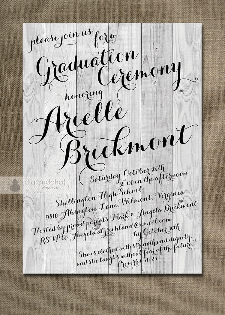 Etsy Graduation Invitations is the best ideas you have to choose for invitation example