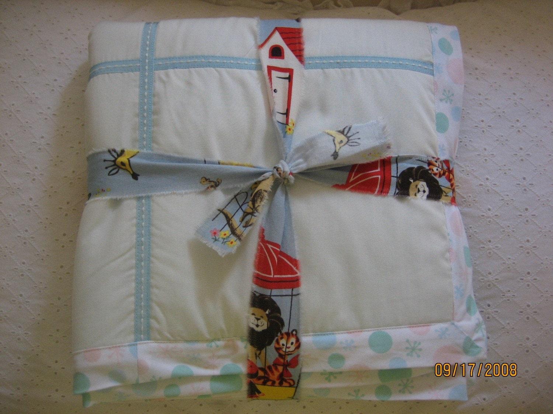 Fairy Godmother Blessings Blanket