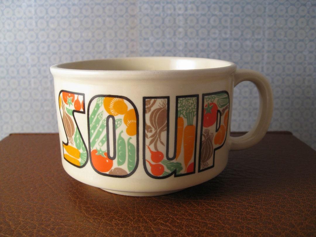 Veggie Soup Mug