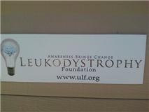 AWARENESS BRINGS CHANGE Leukodystrophy