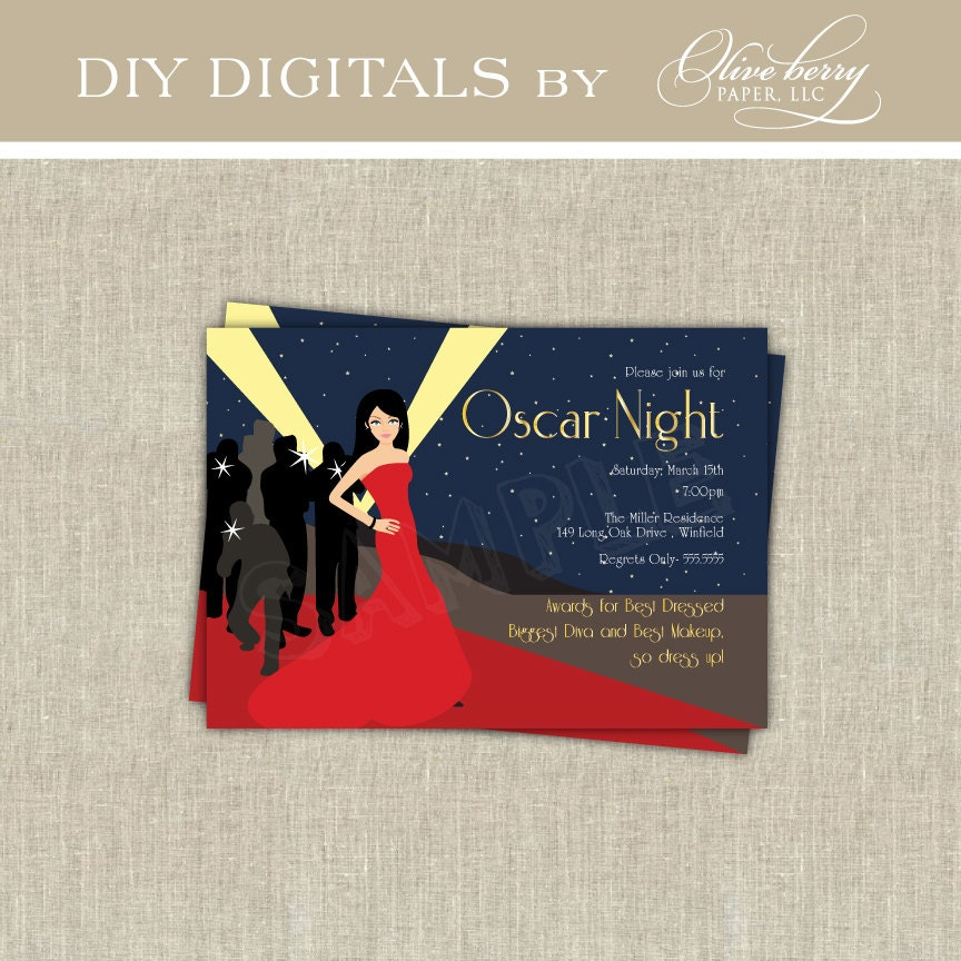 Free Printable Hollywood Invitations besides Black Tie Invitation Red Carpet Party furthermore At The Movies Party besides High Tea Invitations together with Retro Invitation In Ornamental Style 776537. on oscar party invite wording