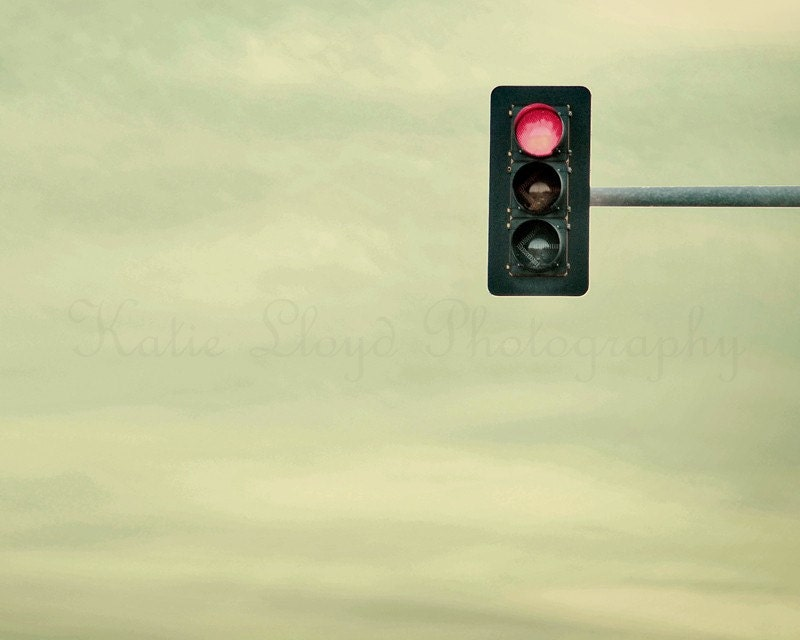 Stop, Before Life Passes You By - 8x10 Fine Art Photography Print