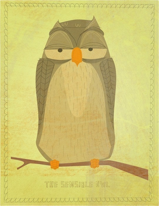 The Sensible Owl