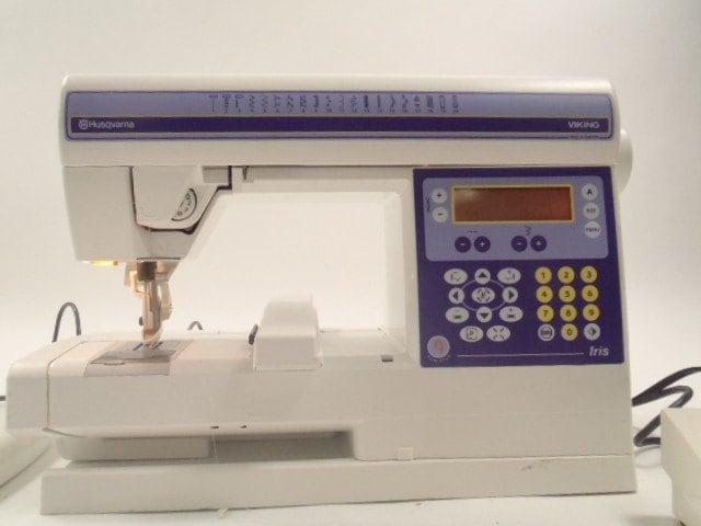 husqvarna embroidery machine prices