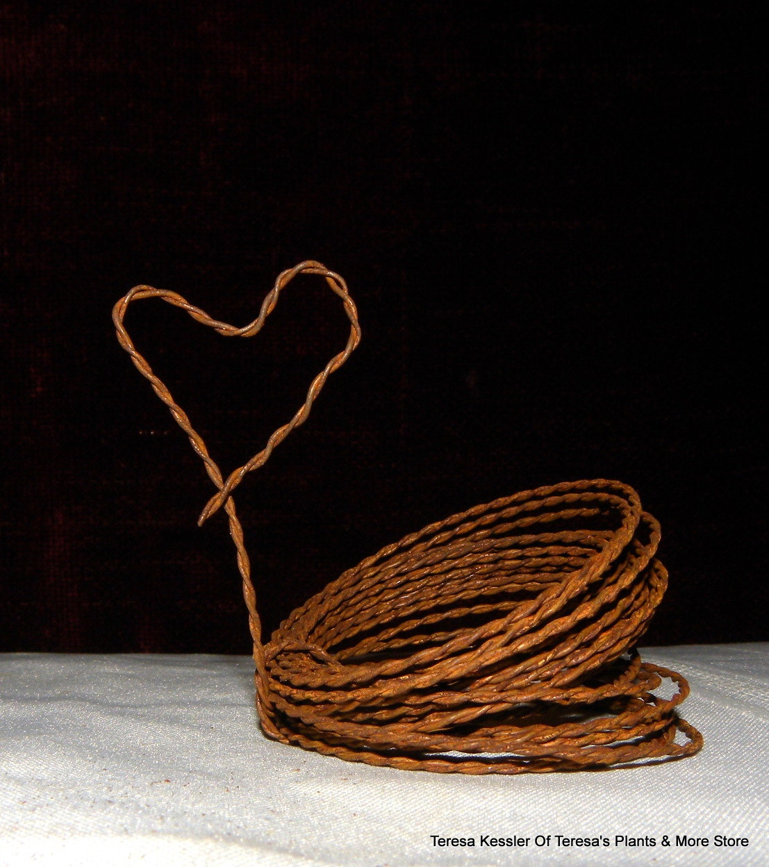 Craft Wire Twisted Jewelry