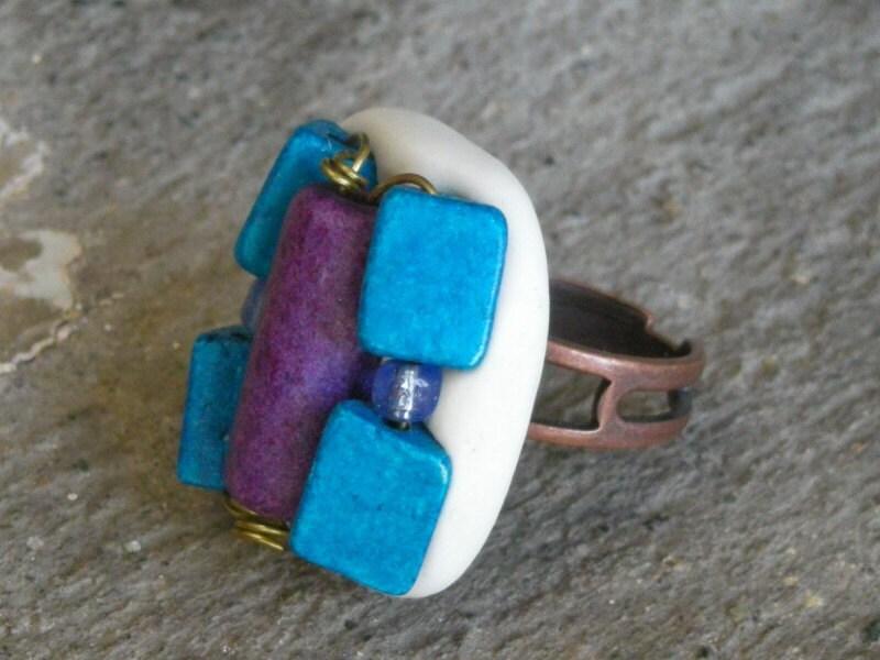 Сими 4 Полимерная глина и керамика кольца