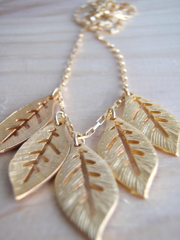 NINA in gold
