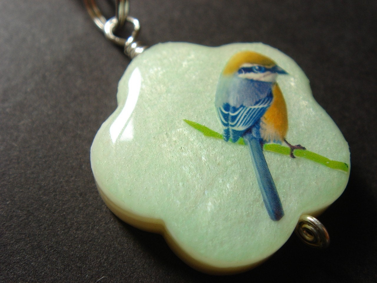 Bird - Necklace (n31)