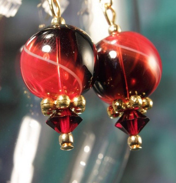 Keiko Mysterious Lantern earrings
