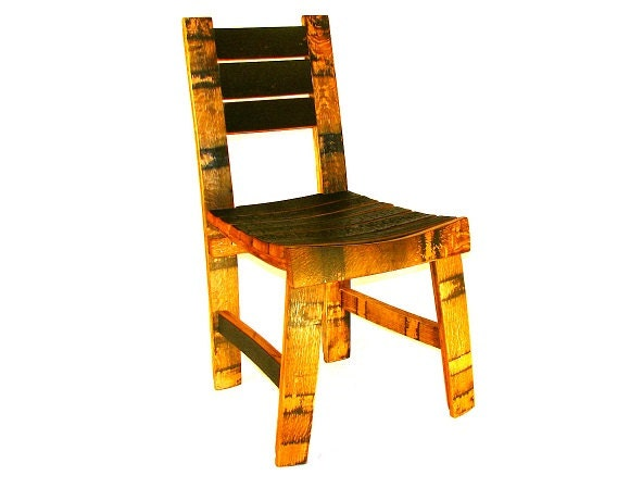 whiskey barrel dining room chair by hungarianworkshop on etsy