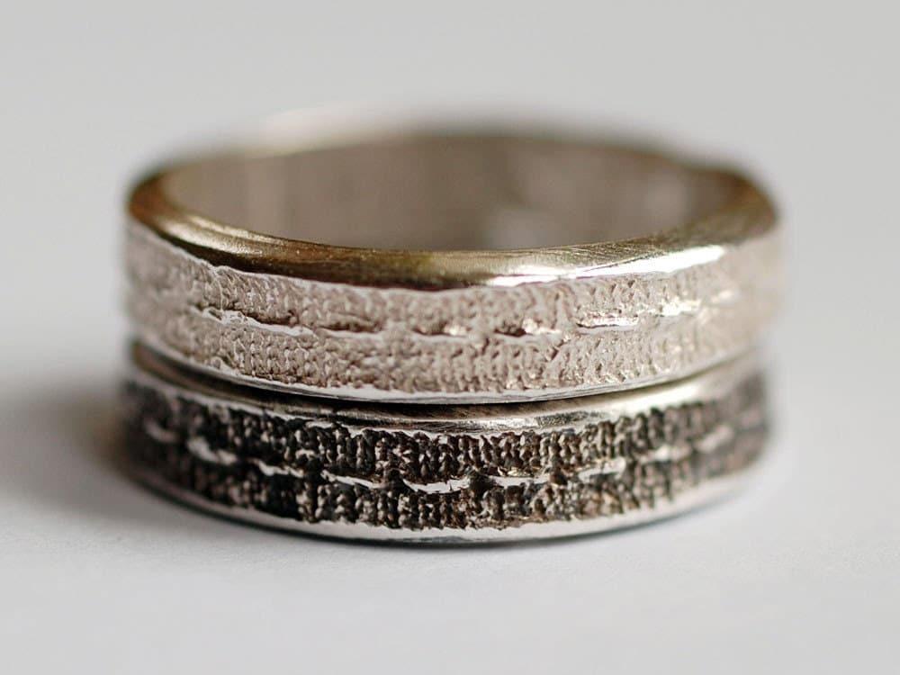 gohiumoh eco friendly wedding rings - Eco Friendly Wedding Rings
