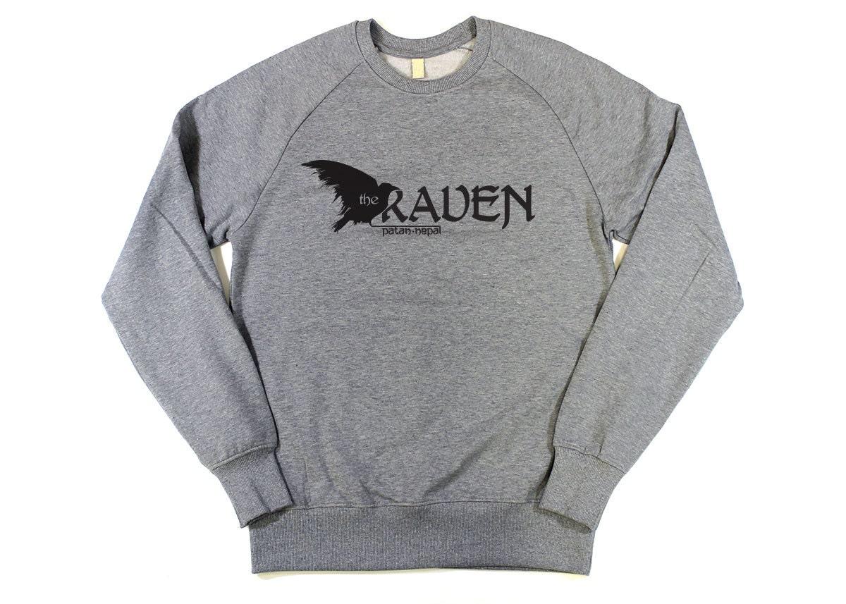 Indiana Jones The Raven Mens Sweatshirt