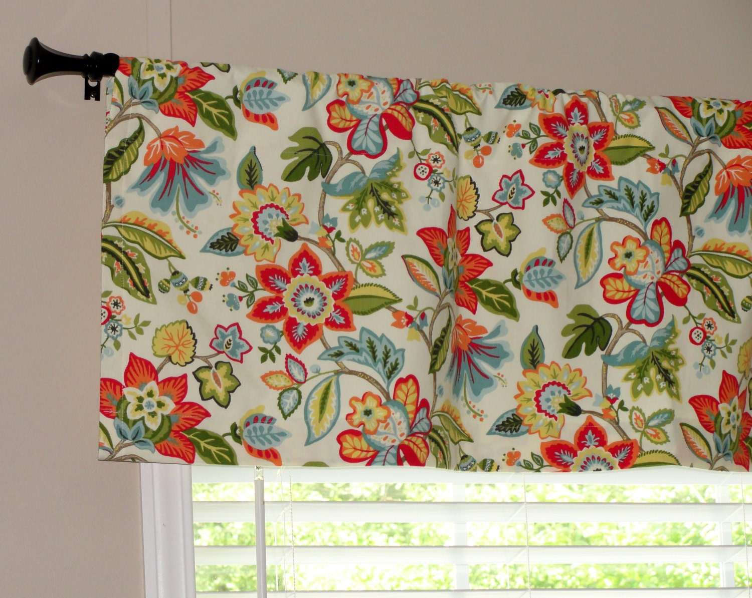 Curtains Ideas grey and orange curtains : ... with Cotton Muslin orange, teal, aqua, yellow, olive green red blue