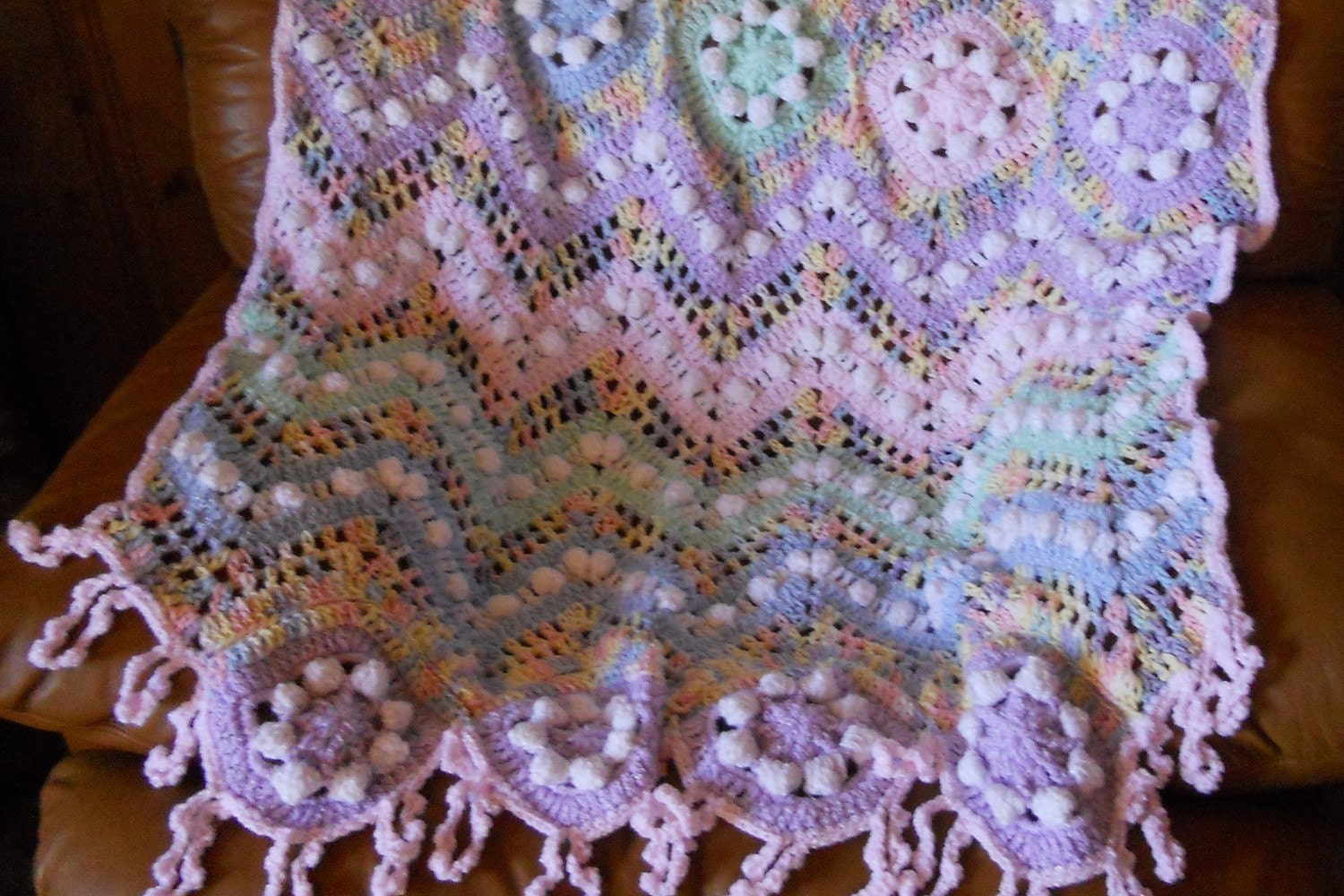 1000 Images About Afghans Ripple Combos Crochet On