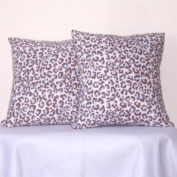 Animal Print Throw Pillow Covers : Animal Print Throw Pillow Covers Accent Pillows 16 x by abellawear