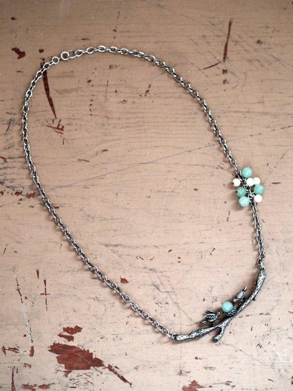 Sweet Little Birds Necklace