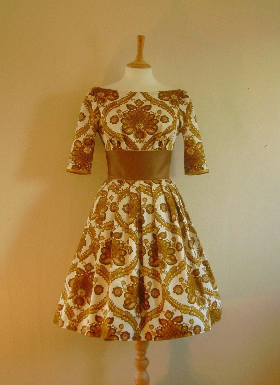 Custom dress for gollyhannah