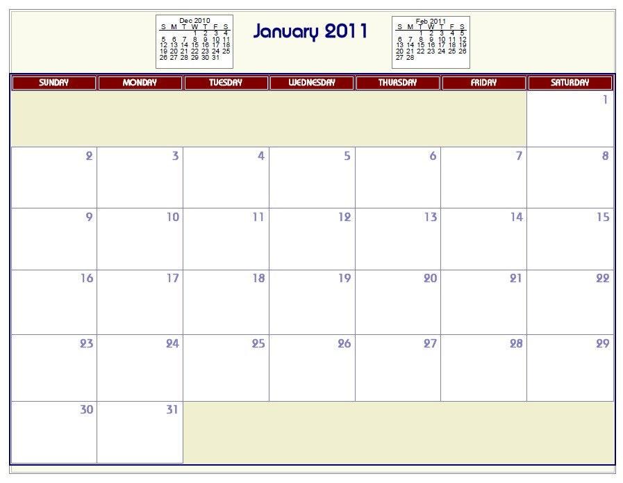 calendar 2013 printable. Printable PDF Wall Calendar