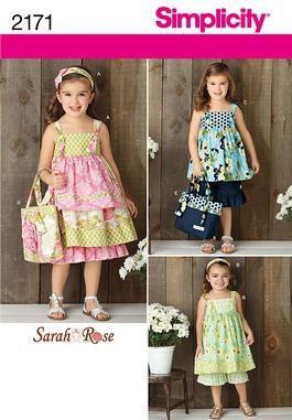 Prairie Dress Clothespin Bag Spring Doll Pattern