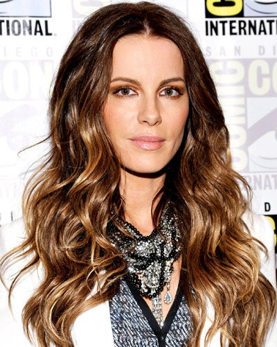 kate beckinsale inspired ombre hair by ninascreativecouture