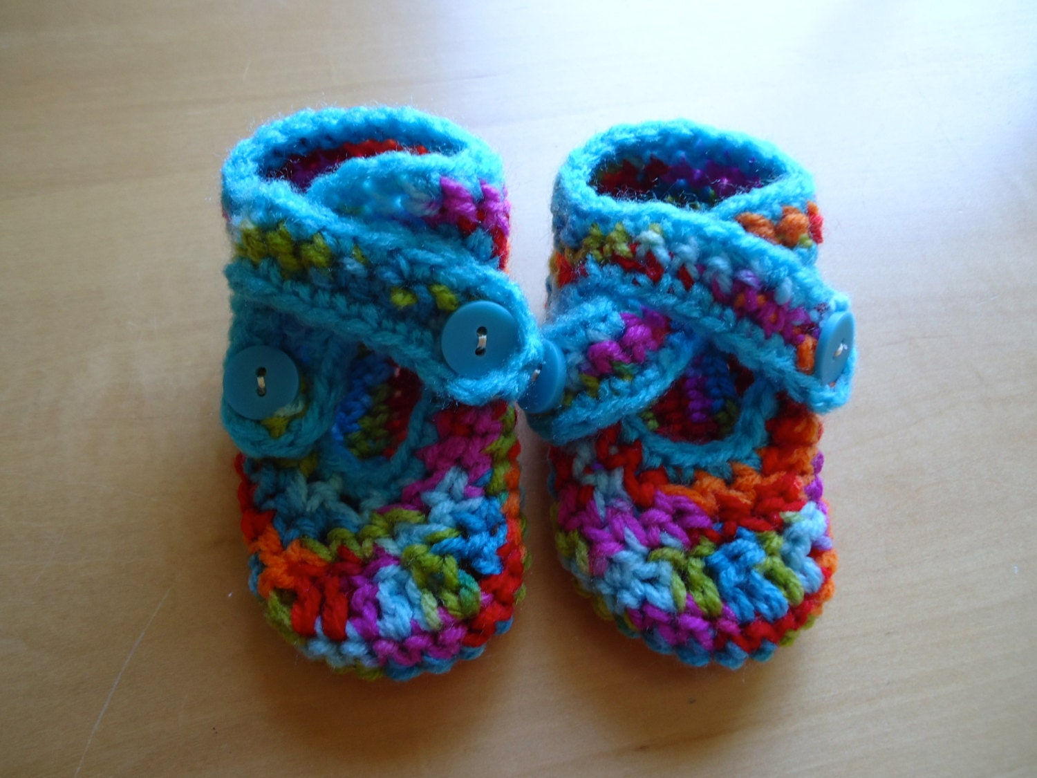 Crochet baby girl shoes,  baby shoes, baby booty shoes, toddler shoes - KeishasKreativity
