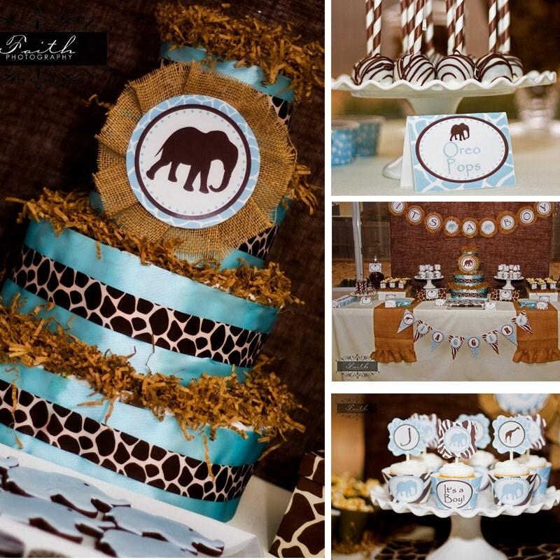 Fabulous Safari Boy Baby Shower Decorations 570 x 570 · 136 kB · jpeg