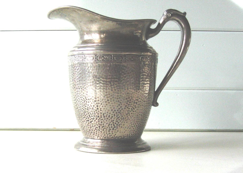 Amazoncom hammered silver bowls