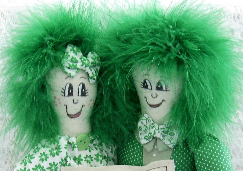 green pinhead