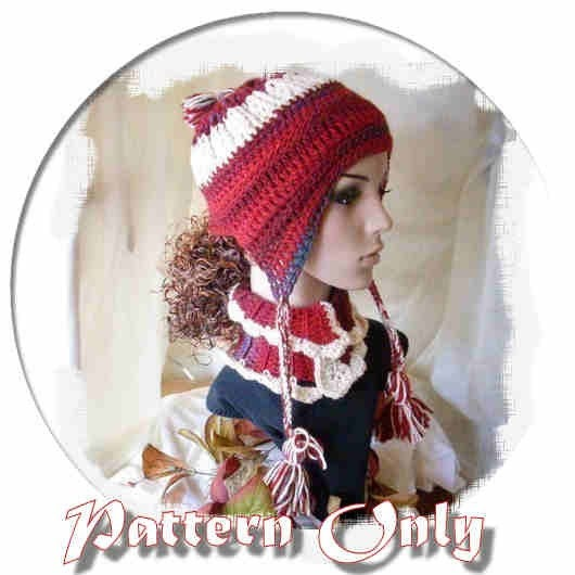 Fleece Neck Warmer Sewing Pattern - craftelf