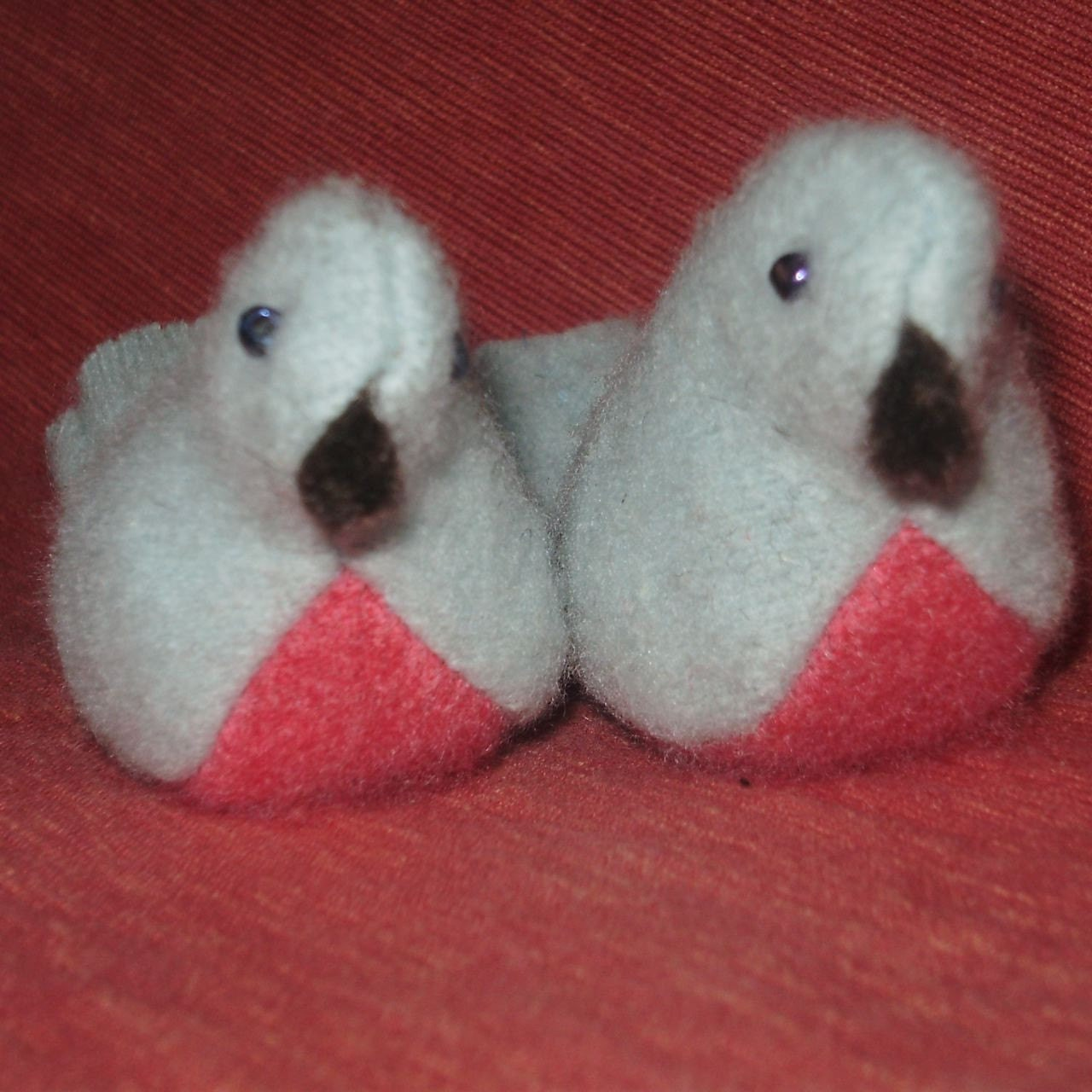 Cashmere Love Birds