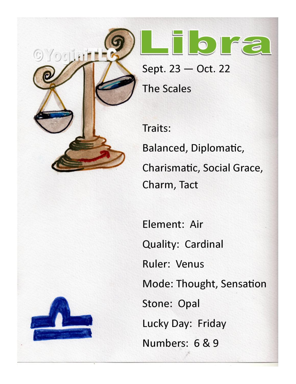 Libra Horoscope Personality