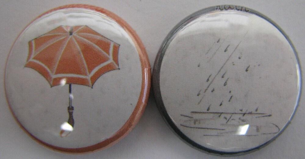 Umbrella and Rain We belong Together