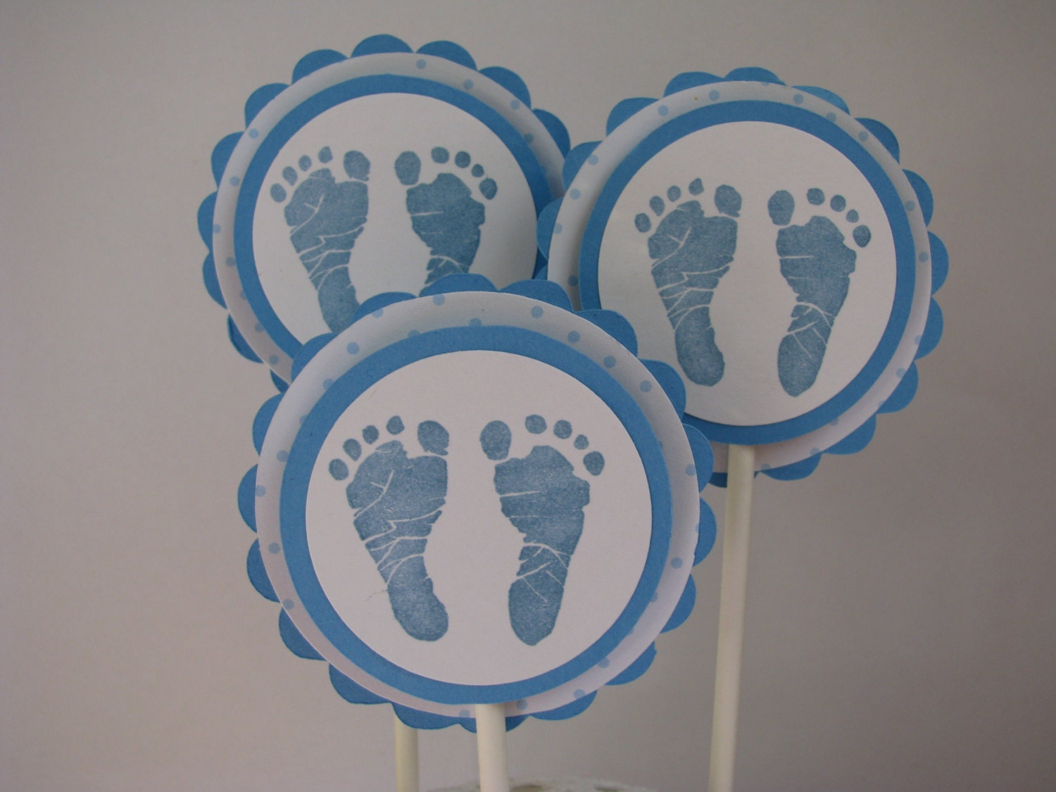 Unavailable listing on etsy for Baby shower paper crafts
