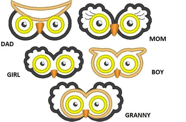 схемы машинной вышивки