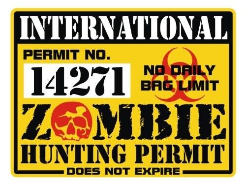 International ZOMBIE H...