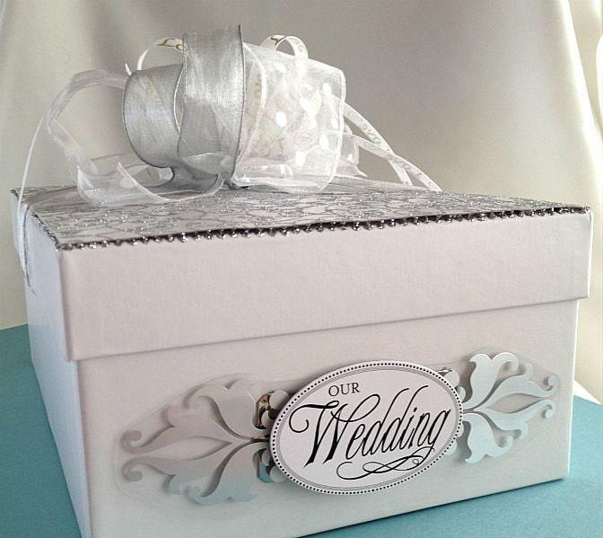 Wedding Gift Memory Boxes : Wedding Keepsake Memory Gift Box, Wedding Gift Box, Wedding Memory Box ...