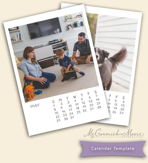 Photography calendar | Etsy