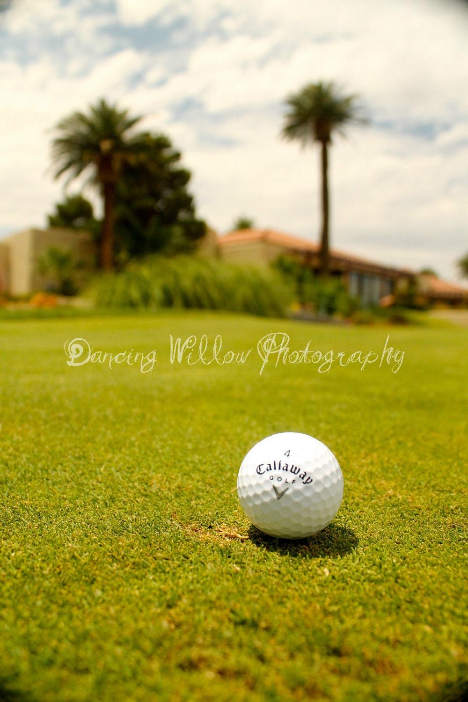 Golfer's Delight 5 x 7 Fine Art Print