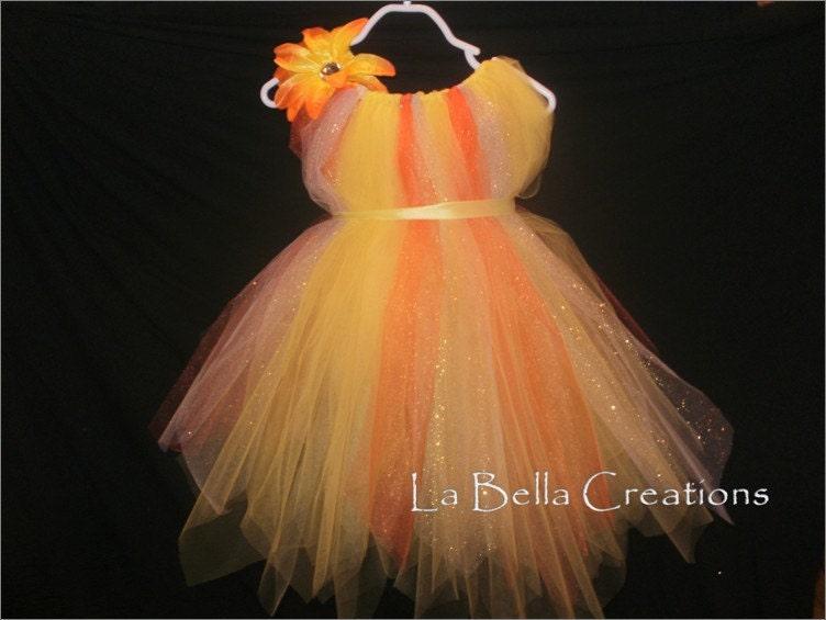 Sunshine Tutu Dress- Made to Order