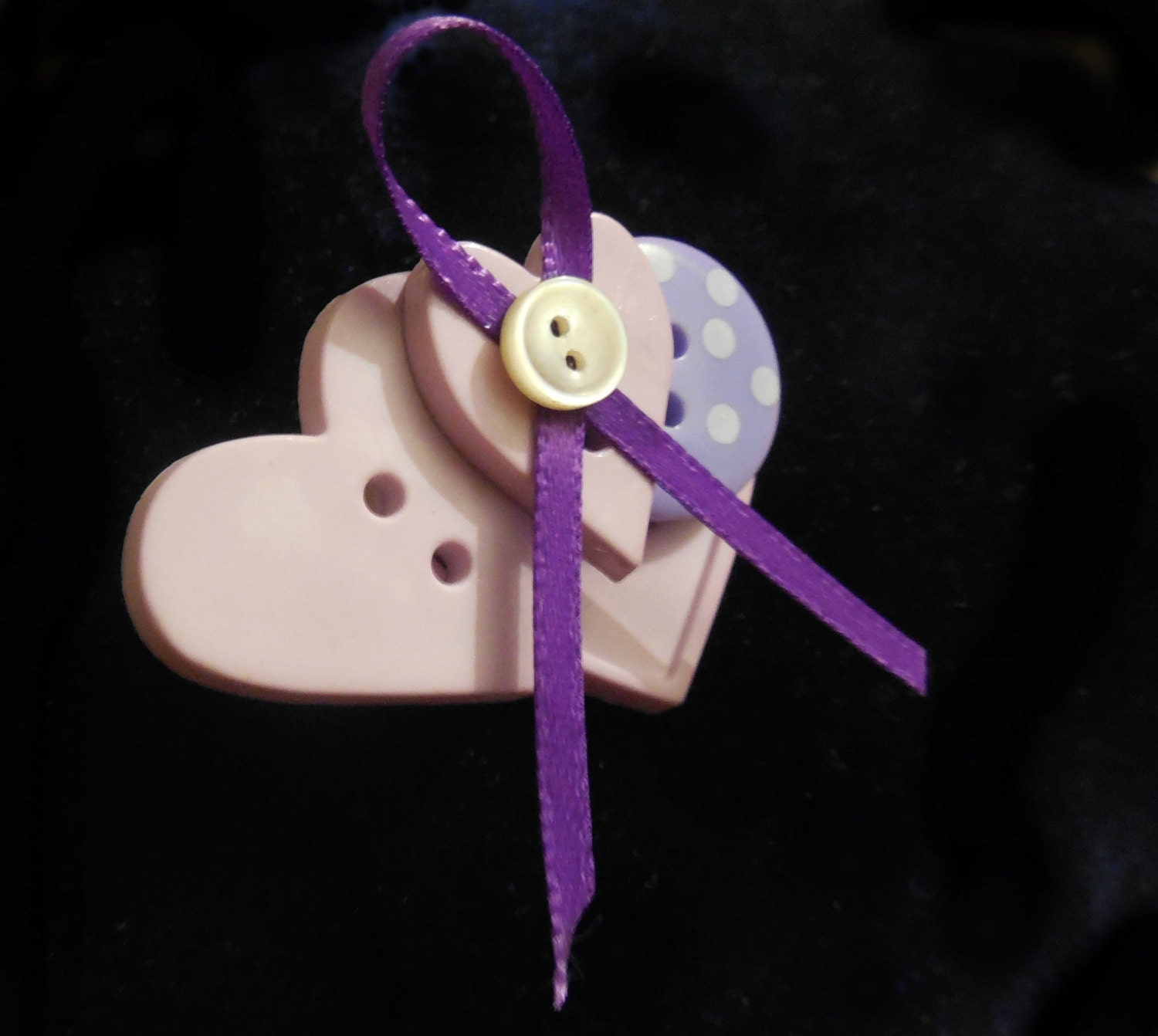 Awareness Button Brooches