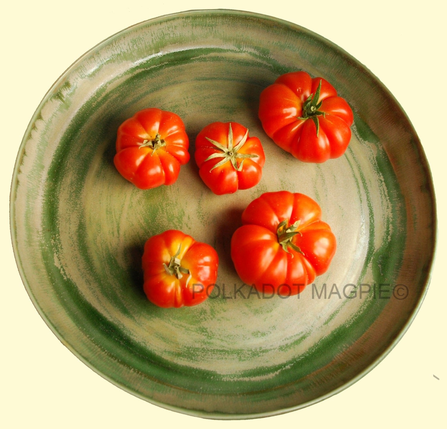 Italian Tomato Red Chefs Kitchen Photograph - SamieSam