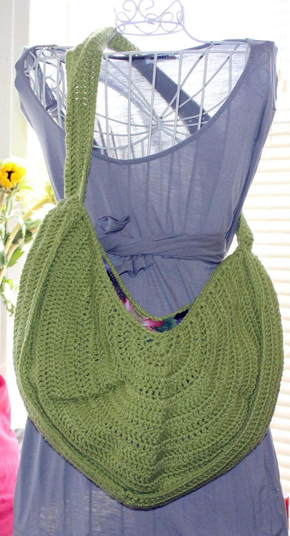 Sling Bag to Crochet - E-patternscentral.com