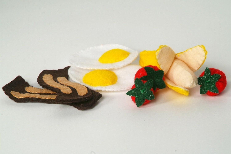 Felt Food - Fruity Breakfast