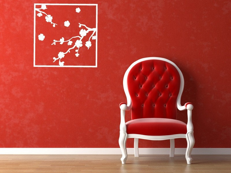 Cherry Blossom -window-