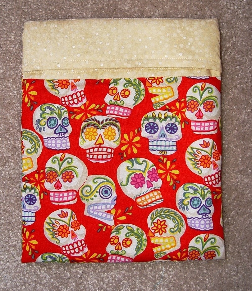DAY OF THE DEAD SPUD SACK BY STUFF