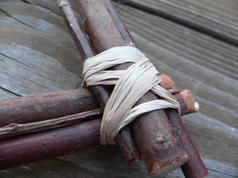 twig lashing