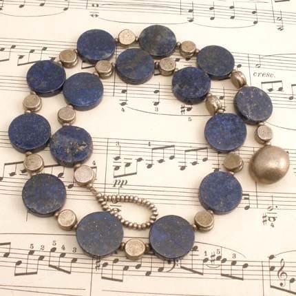 Lapis Lazuli Necklace - Harmony