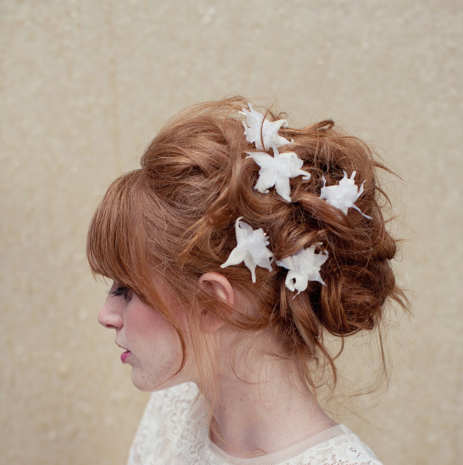Bridal Hair With Pins : Unavailable listing on etsy
