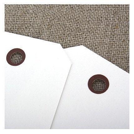 post-tag set (white)