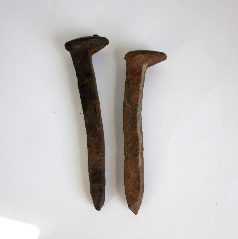 iron stakes